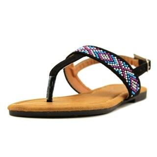 Nanette Lepore 70707 Girl Black Sandals