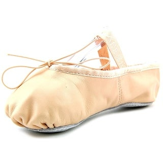 Capezio Daisy Round Toe Leather Dance