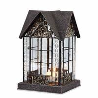 House Candle Lantern - Devonshire House Tealight Holder