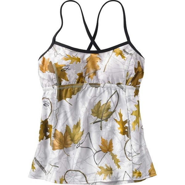 Legendary Whitetails God's Country Avalanche Camo Crossback Tankini - god's country avalanche camo