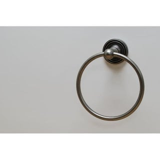 Residential Essentials 2286 Bradford 6-3/8 Inch Diameter Towel Ring