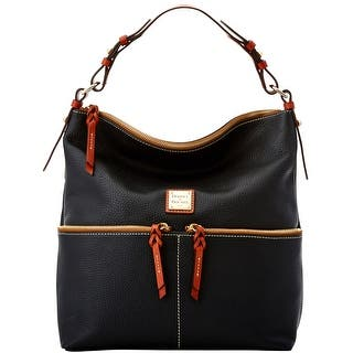Dooney Bourke Pebble Grain Zipper Pocket Sac Introduced By At 268