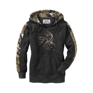 Legendary Whitetails Ladies Big Game Camo Outfitter Hoodie