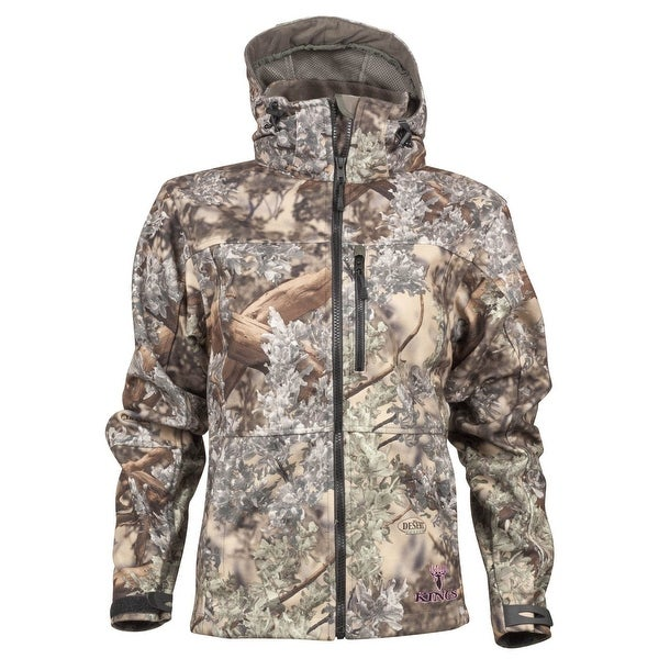 7107903847a3d Shop Women's Hunter Wind-Defender Jacket Desert Shadow - Camo - Free  Shipping Today - Overstock - 23570058