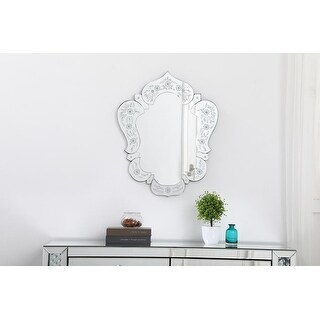 Link to Somette Venetian Clear Design Mirror Similar Items in Mirrors