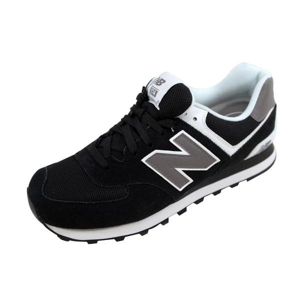 7015656a46573 ... Men s Athletic Shoes. New Balance Men  x27 s 574 Classic Black nan  M574SKW