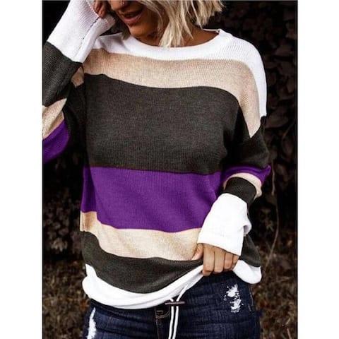 Drawstring Sweater Top 4 Colors