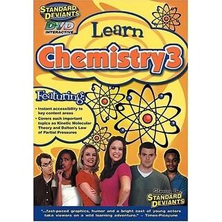 Standard Deviants - Chemistry 3 [DVD]