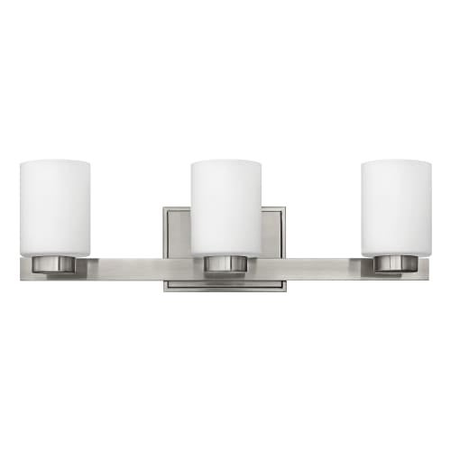 "Hinkley Lighting 5053 3 Light 21.5"" Width Bathroom Vanity Light from the Miley Collection"