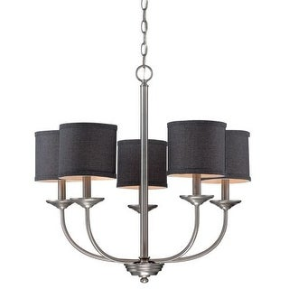 Millennium Lighting 3115 Jackson 5 Light 1 Tier Chandelier