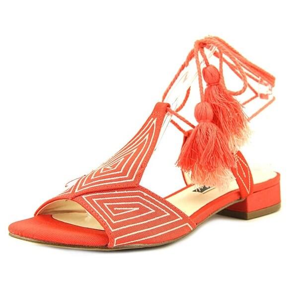 Kensie Katara Coral Sandals