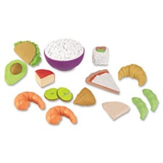 Learning Resources LRN7712 Classroom Food Set