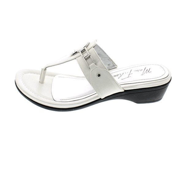 18fdb969a6a5 Shop Marc Fisher Womens AMINA 3 Open Toe Casual - Free Shipping On ...