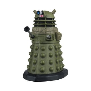 "Doctor Who 4"" Resin Collectible Figure: Ironside Dalek"