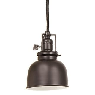 JVI Designs 1200-08 m2 1 light Down Light Pendant from the Union Square collection