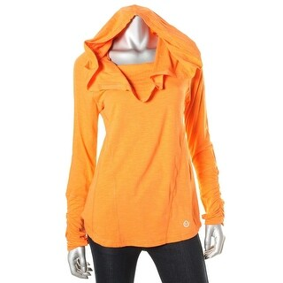 Tasc Performance Womens Hooded Long Sleeves Shirts & Tops - M