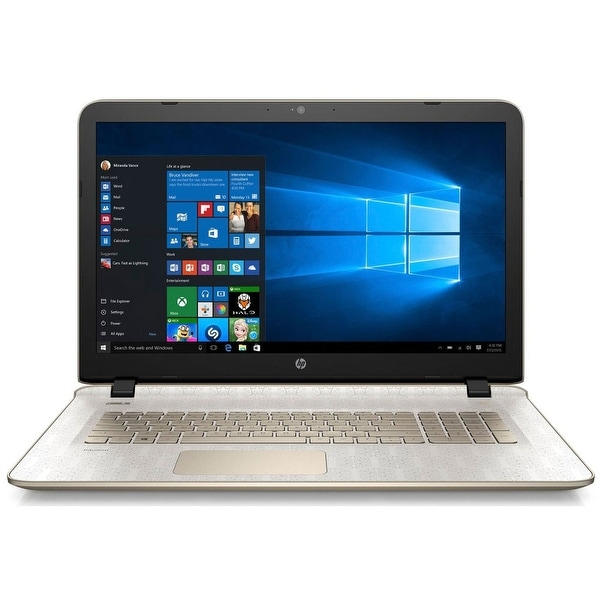 "Refurbished - HP 15-bs028cy 15.6"" Touch Laptop i5-7200U 2.50GHz 8GB RAM 2TB HDD WIN10"
