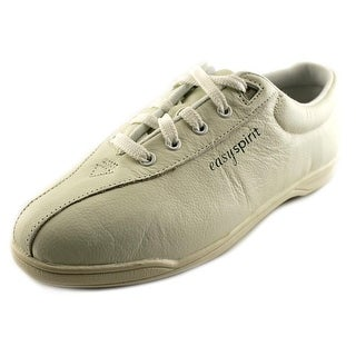 Easy Spirit AP1 2A Round Toe Leather Sneakers
