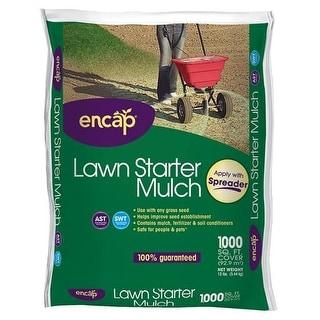 Encap LLC 12# Lawn Starter Mulch 10741-4 Unit: EACH