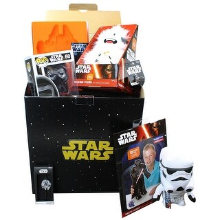 Star Wars Mystery Gift Box of Toys, Collectibles, Lifestyle and Home - multi
