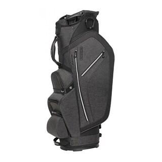 Ogio 2017 Ozone Cart Bag - Dark Static - dark static