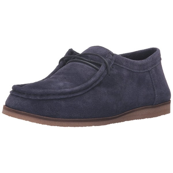 Lucky Brand Womens LK-Acaciah Suede Closed Toe Loafers
