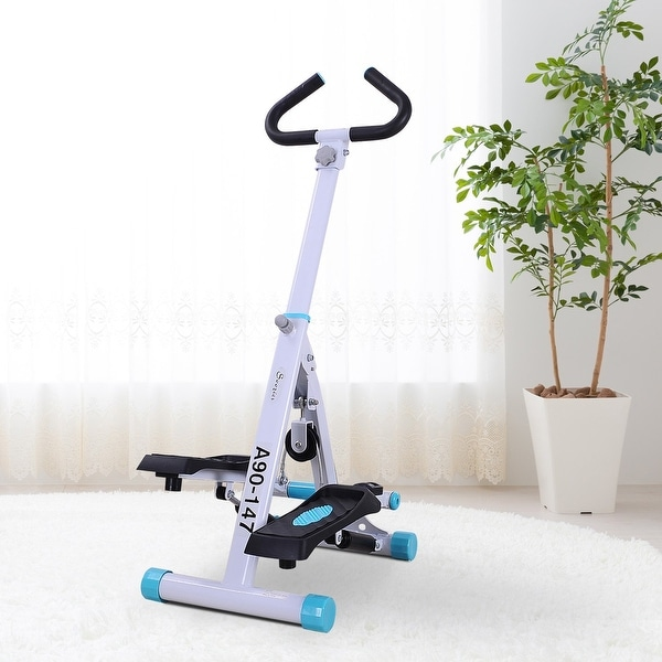 Soozier Adjustable Stepper Aerobic Ab Exercise Machine. Opens flyout.