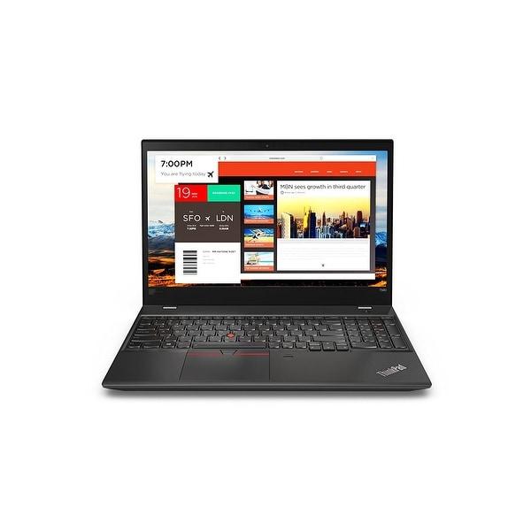 Lenovo - Thinkpad T580, Intel Core I7-8550U (1.80Ghz, 8Mb) 15.6 1920X1080, Windows 10 Pro