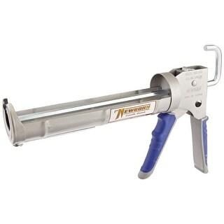Newborn 930-GTD Gator Trigger Drip Free Hex Rod Caulk Gun, 1/10 Gallon