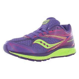 Saucony Kinvara 4-Pur Girl's Shoes - 1 m us little kid