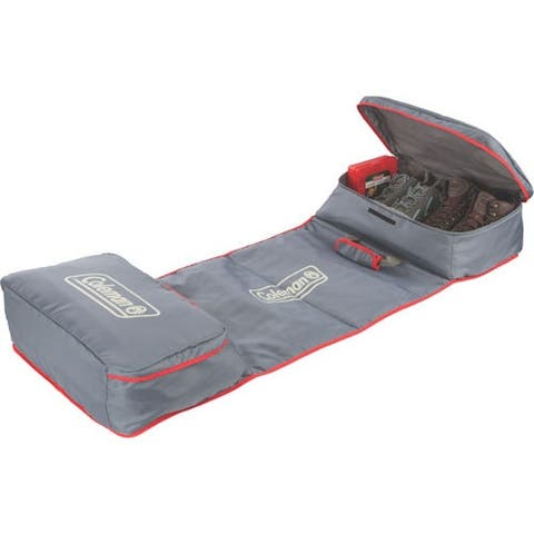 Coleman 2000019396 coleman carryall camp mat w/2 large zippered compartments<