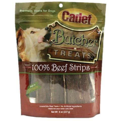 Cadet Butcher Treats Piggy Sticks 6 ounces - 6 ounces