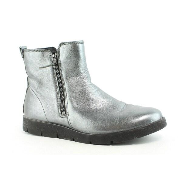 10e69498 Shop ECCO Womens Bella Dark Shadow Ankle Boots Size 8.5 - Free ...