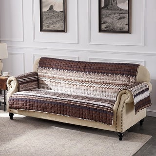 Link to Greenland Home Fashions Southwest Sofa Protector Similar Items in Slipcovers & Furniture Covers