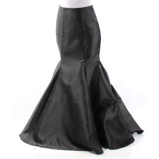 Womens Black Prom Skirt Size 7
