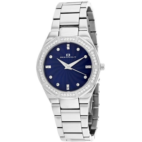 Oceanaut Women's Athena OC0255 Mother of Pearl Dial watch
