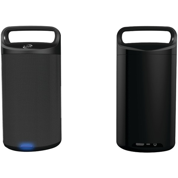 Ilive Isbw2113B Portable Bluetooth(R) Speakers