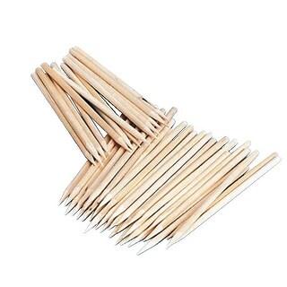 Creativity Street Wood Multi-Purpose Stylus Stick, 11/64 X 4-1/2 in, Pack of 100