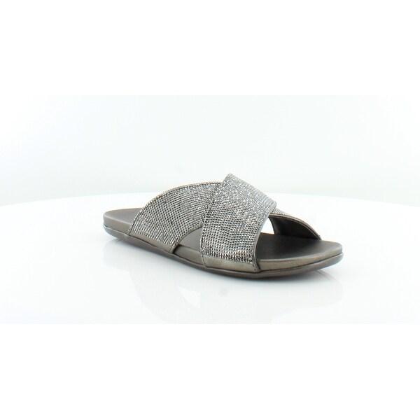Kenneth Cole Reaction Slim Jam Women's Sandals & Flip Flops Hematite
