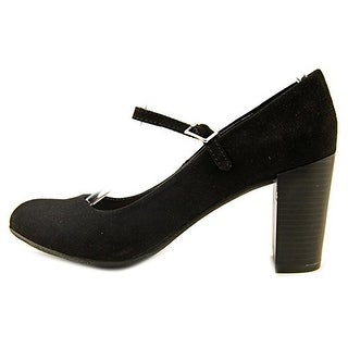 New Directions Women's Janie Round Toe Mary Janes