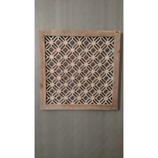Laser Cut Wall Art stratton home decor framed laser-cut wall art - free shipping on