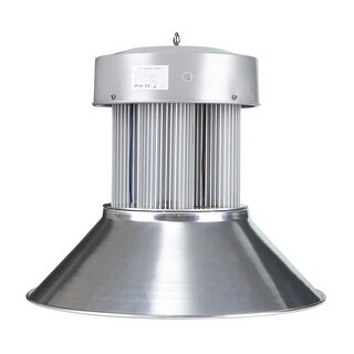 200W High Bay LED Light Fixture White 20,000+ Lumens