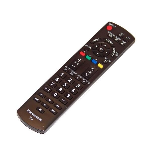 OEM Panasonic Remote Control Originally Shipped With: TC-L50EM5, TCL50EM5