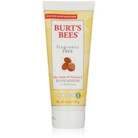 Burt's Bees Shea Butter & Vitamin E Body Lotion 6 oz