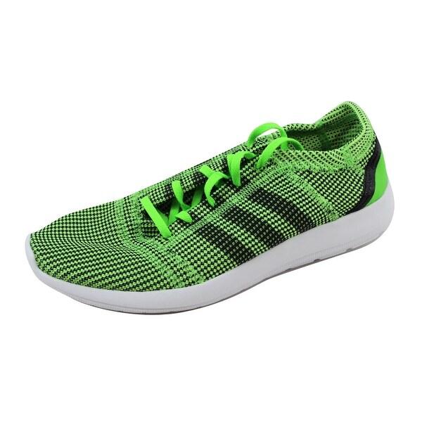 Adidas Men's Element Refine Tricot M Green/Black-Black M18916
