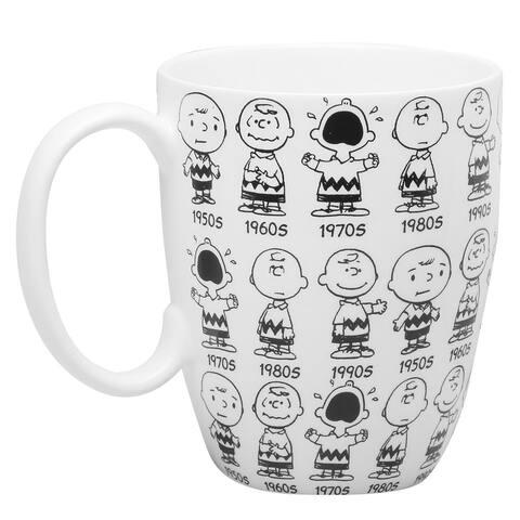 Peanuts Anniversary Charlie Brown Coffee Mug