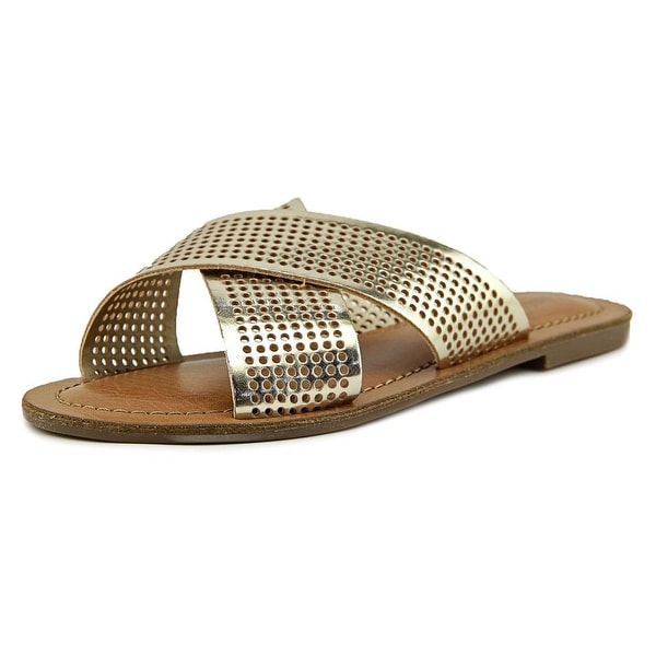 Indigo Rd. Bevrlie Women Gold Sandals