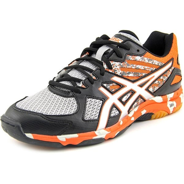 Asics Gel-Flashpoint 2 Men  Round Toe Synthetic Gray Cross Training