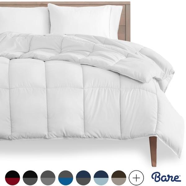 Bare Home Down Alternative Duvet Insert, All-Season Comforter. Opens flyout.