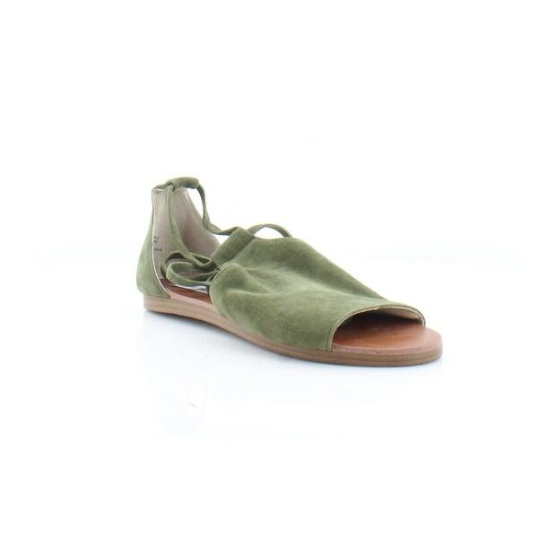 Steve Madden Elaina Women's Sandals Olv - 7